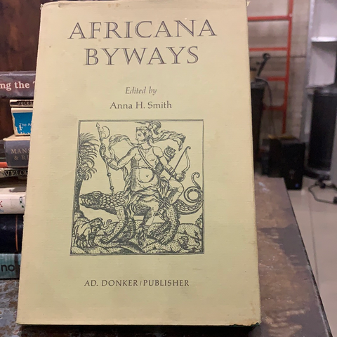 Africana Byways, edited by Anna H. Smith