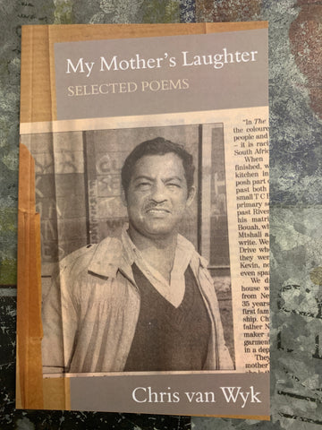 My Mother's Laughter, by Chris van Wyk
