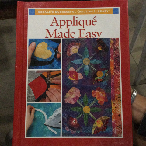 Appliqué made easy (used, hardcover)