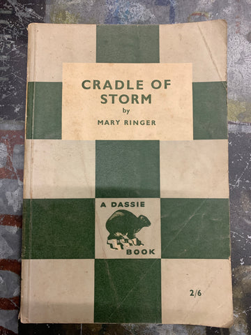 Cradle of the Storm, by Mary Ringer