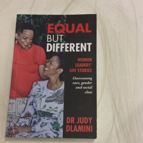 Equal But Different, by Dr Judy Dlamini