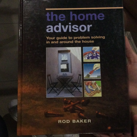 The home advisor, by Rod Baker