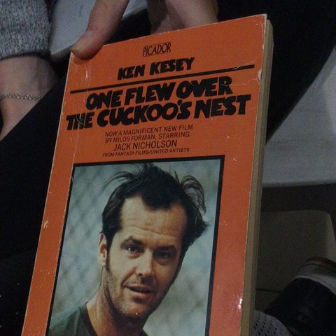 One flew over the cuckoos nest (Used)