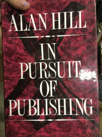 In pursuit of publishing