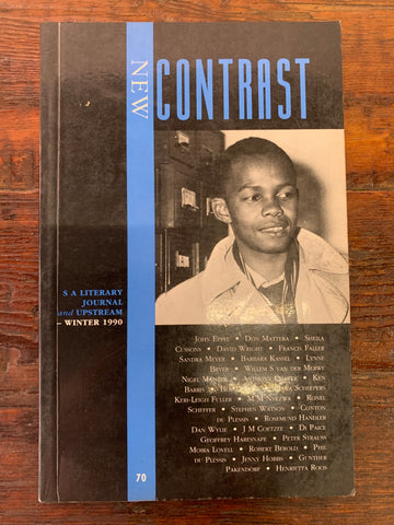 New Contrast, Winter 1990