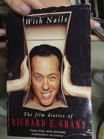 The film diaries of Richard E. Grant