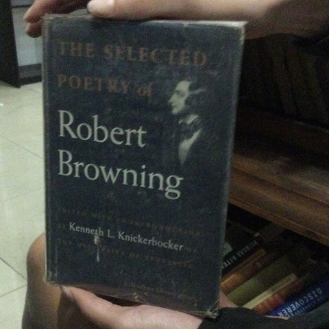 The Selected Poems Of Robert Browning (Used)