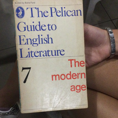 The Pelican Guide to English literature: The Modern Age (used)