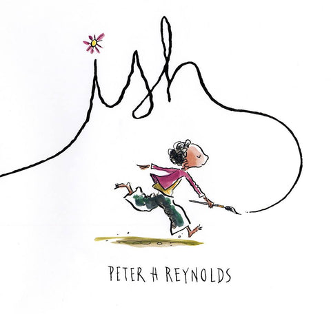 Ish <br> by Peter Reynolds
