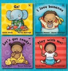 Little Hands Books for Babies, Volume 2