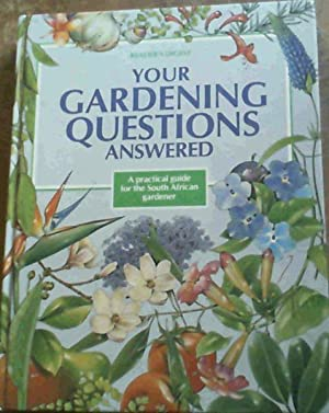 Your garden questions answered, by Jennifer Godbold-Simpson