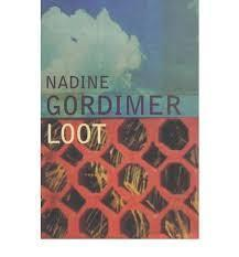 LC: Loot <br> by Nadine Gordimer