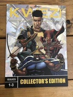 Kwezi Issues 1-3 Collector's edition