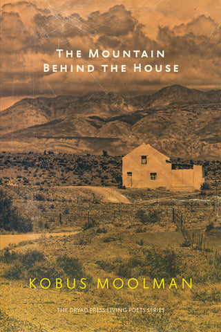 THE MOUNTAIN BEHIND THE HOUSE, by Kobus Moolman
