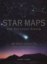 Star Maps for Southern Africa - An Easy Guide to the Night Skies (Paperback)