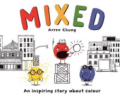 Mixed, by Arree Chung