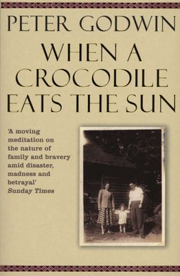 When A Crocodile Eats the Sun, by Peter Godwin