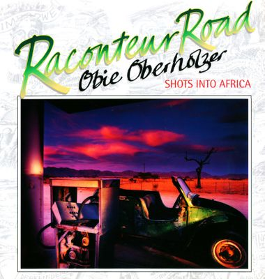 Raconteur Road - Shots into Africa (Hardcover), by Obie Oberholzer