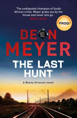 The Last Hunt, by Deon Meyer