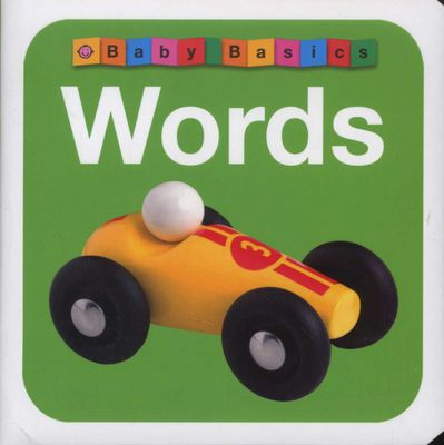 Baby Basics: Words, by Roger Priddy