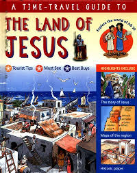 A Time-Travel Guide to the Land of Jesus Hardcover <br> Peter Martin (Author)