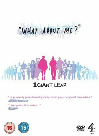 One Giant Leap - What About Me?, by Duncan Bridgeman and Jamie Catto