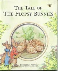 The Tale of The Flopsy Bunnies, by Beatrix Potter