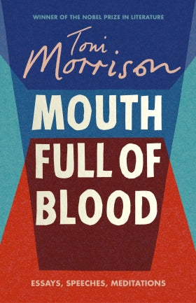 Mouth Full Of Blood by Tom Morrison