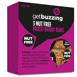 Mixed Berries Nut Free Oat Bar 3 pack