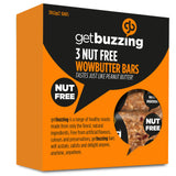 Wowbutter Nut Free Oat Bar 3 pack