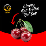 Cherry, Nut and Gluten Free High Protein Oat Bar 12 pack
