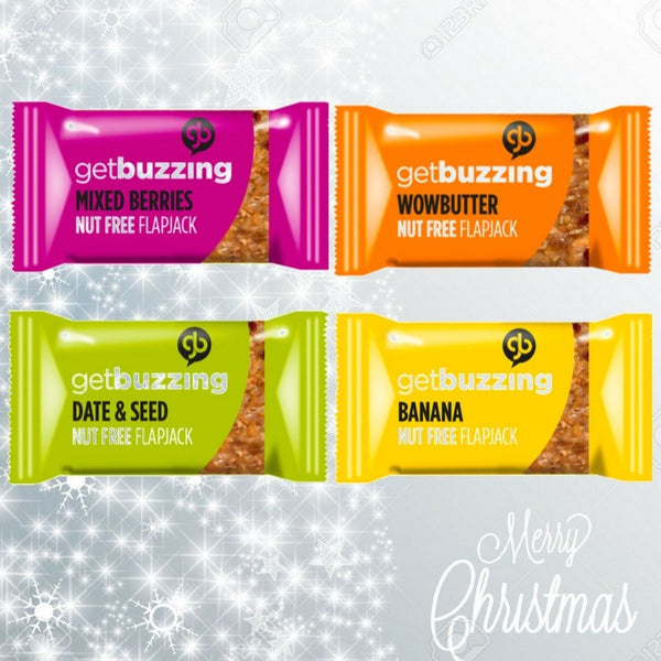 Buzzing Bites Stocking Filler!