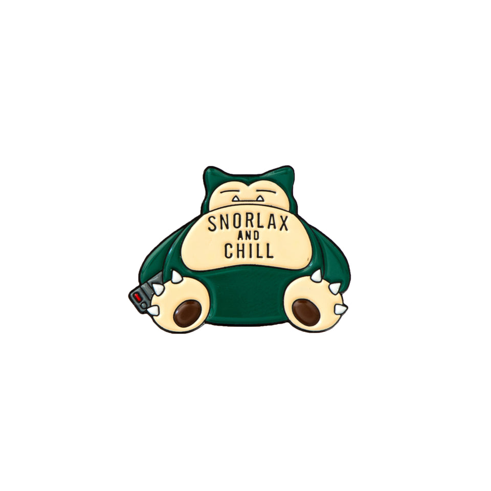 Snorlax & Chill - The Sunday Co.