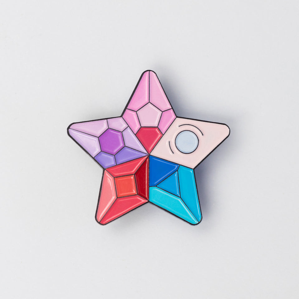 Pastel Door Star - The Sunday Co.