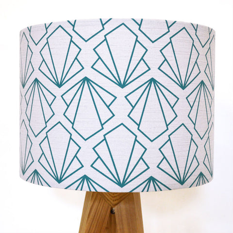 Sunbeam Lampshade - Grey Linen