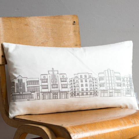 Deco Building Cushion
