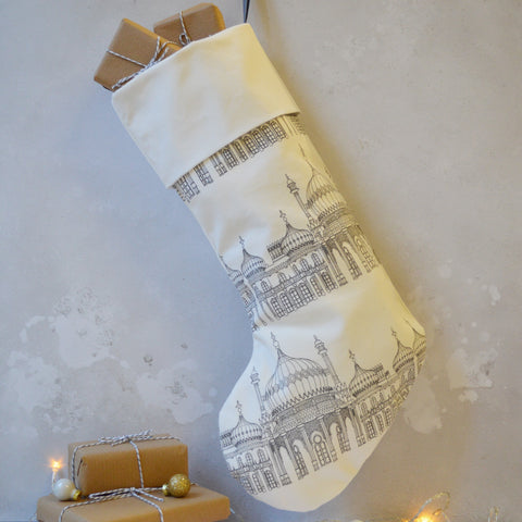 Pavilion Christmas Stocking