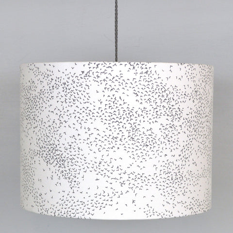 High Quality Starlings Grey Lampshade ...