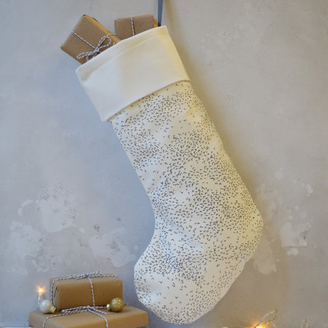 Starlings Christmas Stocking