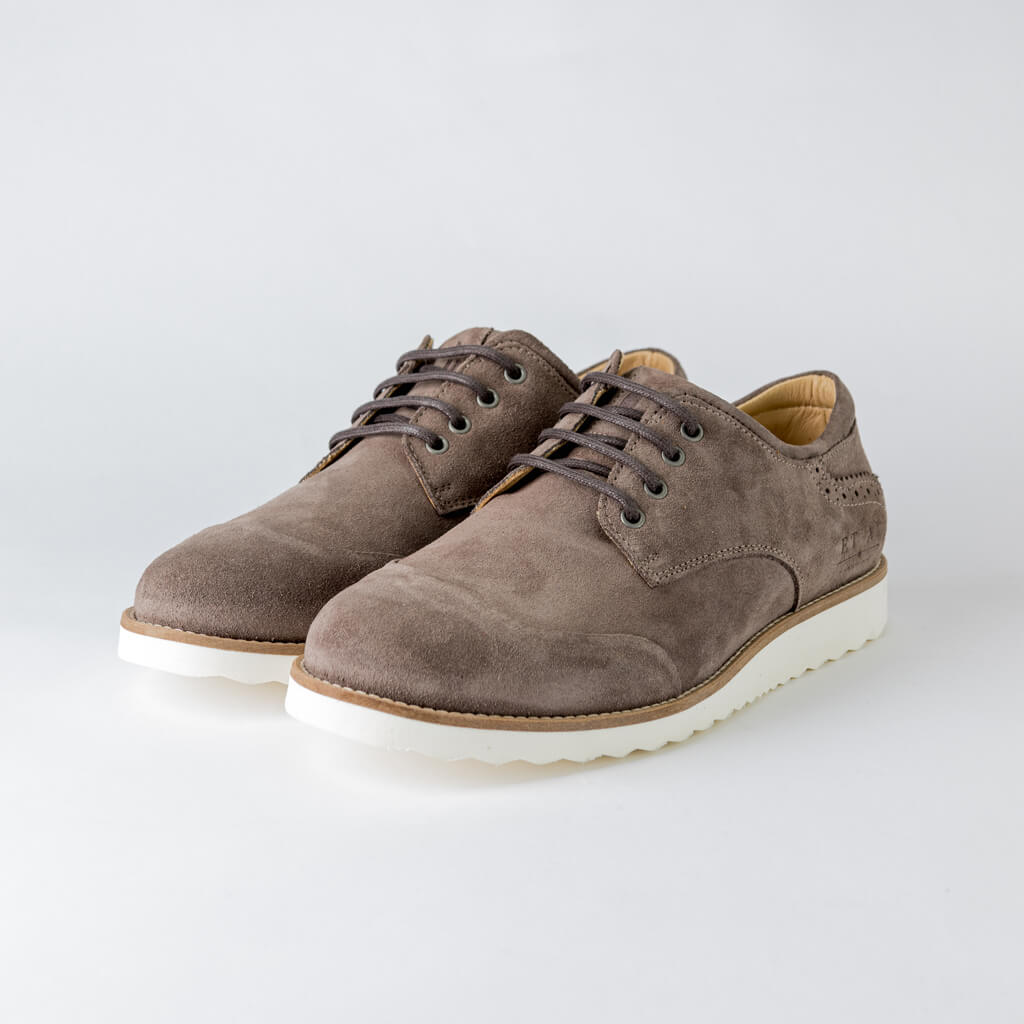 CAPTOE DERBY - Grey