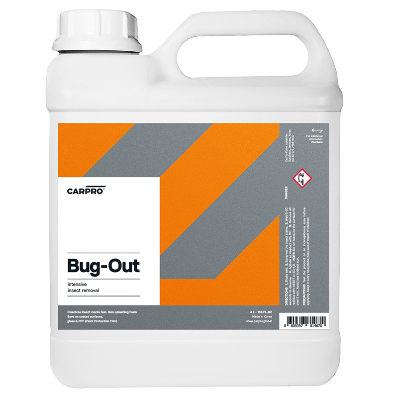 Bug Out : Intensive Bug Remover (4000ml)