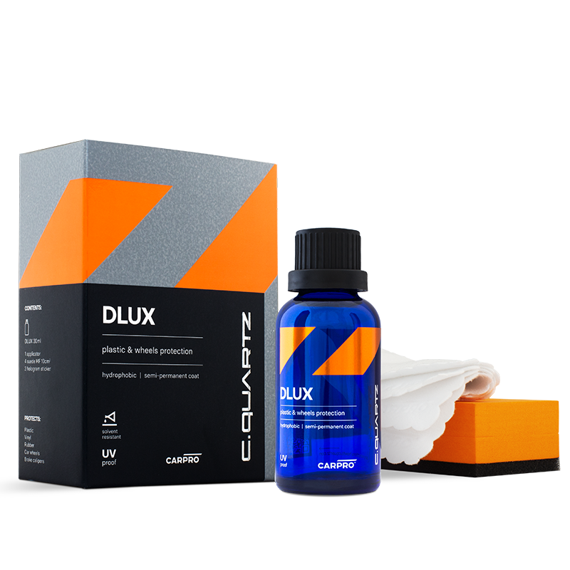 CQuartz Dlux Plastic, Rubber and Alloy Coating (30ml)