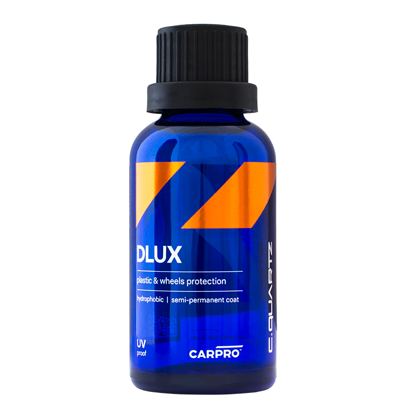 CQuartz Dlux Plastic, Rubber and Alloy Coating (100ml)