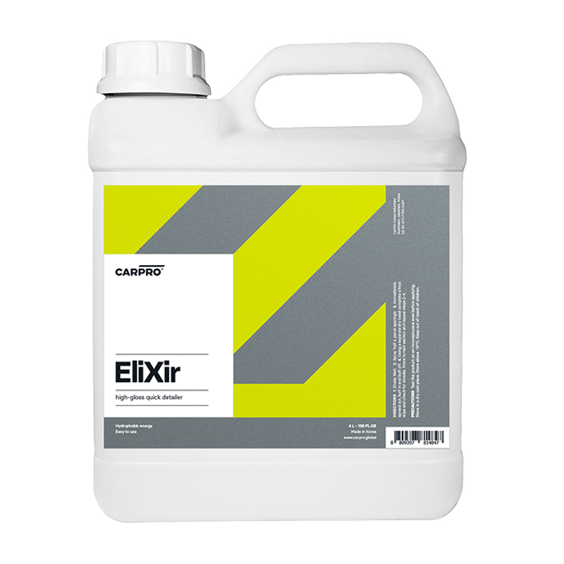 CarPro Elixir - High Gloss Quick Detailer 4000ml