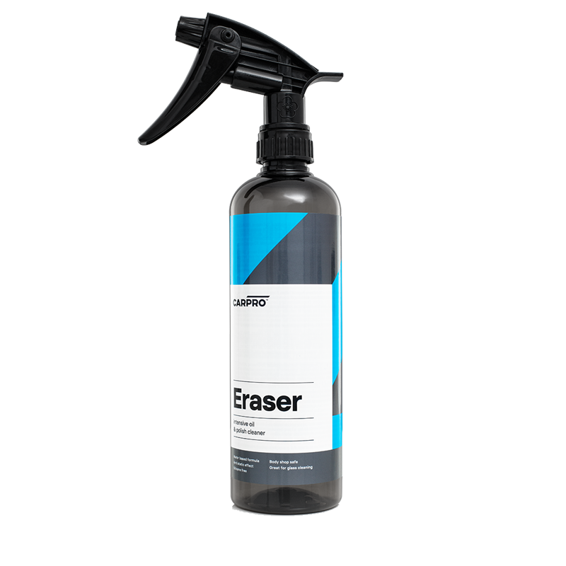 Eraser: Intensive Polish & Oil Remover (500ml)