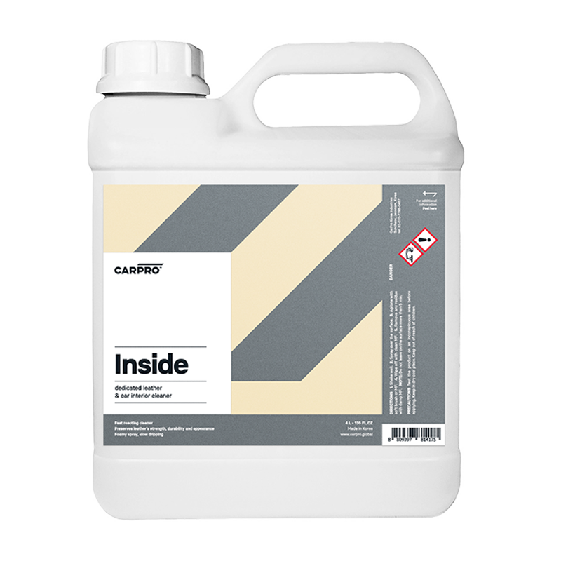 INSIDE : Leather and interior multi purpose cleaner (5000ml)