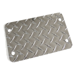 Grit Guard Dolly Diamond Connector Plate