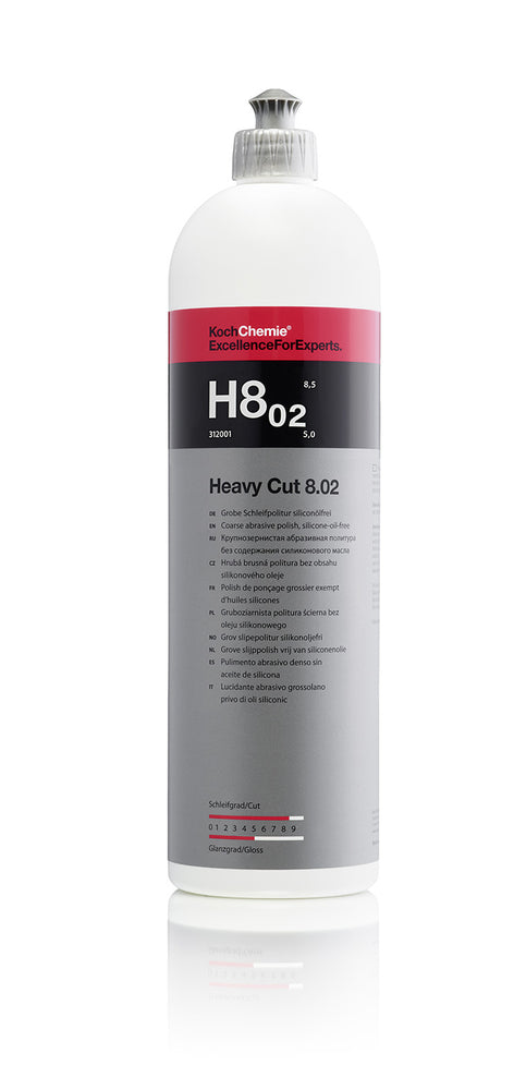 Koch Chemie H8.02 heavy cut compound