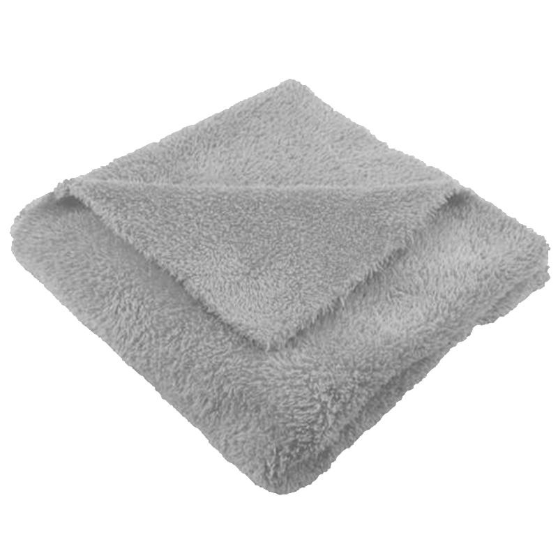 "BOA Super Soft 500gsm Plush microfibre towel 16x24"" - Anti-Static"