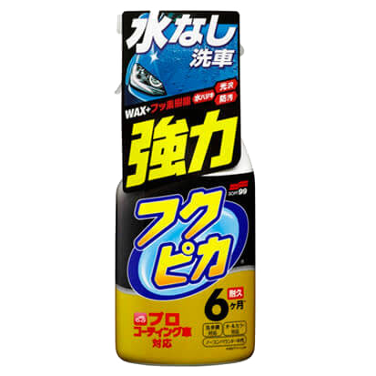 Soft99 Fusso Fukupika Advanced Strong 2.0 400ml